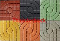 บล็อกตัวหนอน บล็อกปูพื้น แผ่นปูทางเดิน ทุกชนิด ราคาถูก 094-645-6262